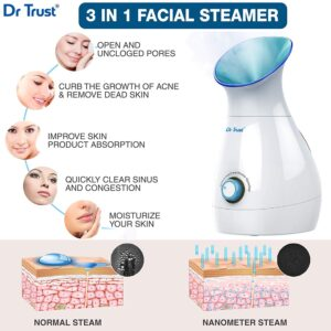 Best Ionic Facial Steamer For Home Use In India 2021