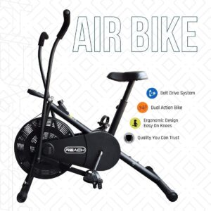 Best Exercise Cycle with Moving Handles for Fitness In India 2021